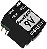 Non-Isolated DC-DC Converter, ±9V dc Output, 130mA
