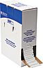Brady PermaSleeve� Cable Label Refill Heat Shrink Sleeve,