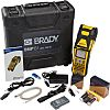 Brady BMP61 Label Printer with AZERTY Keyboard, Euro