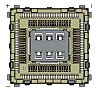 Sierra Wireless GSM & GPRS Module Socket HL6+8