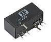 XP Power ITZ 9W Isolated DC-DC Converter Through