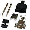 Norcomp, 960, MICRO-D 9 Way D-sub Connector Socket