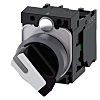 Siemens 2 Position Short Handle Selector Switch -