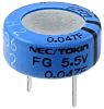 KEMET 47000μF Supercapacitor -20 → +80% Tolerance, Supercap