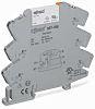 Wago Non-Latching Relay DIN Rail, 230V ac/dc Coil,