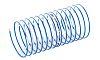 Merlett Plastics PUR Flexible Tube, transparent, 5m Long,