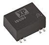 XP Power ISU03 3W Isolated DC-DC Converter Surface