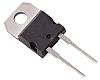 STMicroelectronics 1200V 20A, SiC Schottky Diode, 2-Pin TO-220AC