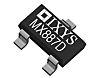 MX887DHTTR IXYS,, Omnipolar Hall Effect Sensor, 3-Pin TSOT23