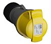 ABB, Easy & Safe IP44 Yellow Cable Mount