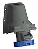 ABB, Easy & Safe IP67 Blue Wall Mount