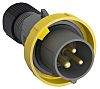 ABB, Easy & Safe IP67 Yellow Cable Mount
