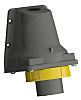 ABB, Easy & Safe IP67 Yellow Wall Mount