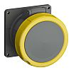 ABB, Easy & Safe IP67 Yellow Panel Mount