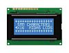 Midas MC41605A6W-BNMLW-V2 A Alphanumeric LCD Display, Blue on