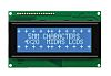 Midas MC42005A6W-BNMLW-V2 A Alphanumeric LCD Display, Blue on