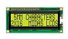 Midas MC21605G6WD-SPTLY-V2 G Alphanumeric LCD Display