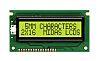 Midas MC21605A6WD-SPTLY-V2 A Alphanumeric LCD Display