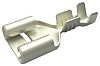 TE Connectivity FASTON Series Insulated Crimp Receptacle, 6.35mm,