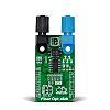 MikroElektronika, Fiber Opt click Fiber Optic to GPIO,