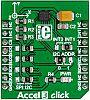 MikroElektronika MIKROE-2102, Accel 3 Click Accelerometer Sensor
