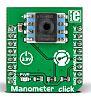 MikroElektronika MIKROE-2237, Manometer Click Pressure Sensor