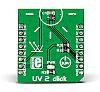 MikroElektronika MIKROE-2378, UV2 Click Ultraviolet (UV) Sensor