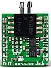 MikroElektronika MIKROE-2387, Diff Pressure Click Differential