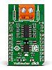 MikroElektronika MIKROE-2436 Voltmeter Click Voltage Measurement
