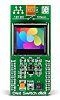 MikroElektronika MIKROE-2449, OLED Switch Click 0.96in OLED