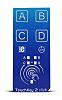 MikroElektronika TouchKey 2 Capacitive Touch mikroBus Click Board