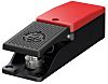 F1 Series Emergency Stop Foot Switch with Cover,