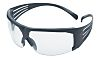 3M SecureFit 600 Anti-Mist UV Safety Glasses, Clear