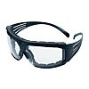3M SecureFit™ 400, Clear Safety Glasses Anti-Mist