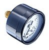 Bourdon MAT1F10B24 Hydraulic Pressure Gauge Back Entry 16bar,