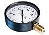 Bourdon MAT2D20B20 Hydraulic Pressure Gauge Bottom Entry 6bar,