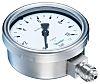 Bourdon MEX3D20B20 Hydraulic Pressure Gauge Bottom Entry 6bar,