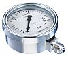 Bourdon MEX3D21B20 Hydraulic Pressure Gauge Bottom Entry 6bar,