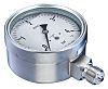 Bourdon Bottom Entry Pressure Gauge 10bar RS Calibration, MEX5D31B22