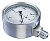 Bourdon Bottom Entry Pressure Gauge 16bar RS Calibration, MEX5D31B24