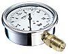 Bourdon MIT5D32B22 Hydraulic Pressure Gauge Bottom Entry 10bar,