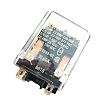 Deltrol, 120V ac Coil Non-Latching Relay DPDT, 15A