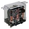 Deltrol, 120V ac Coil Non-Latching Relay 3PDT, 30A