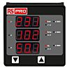 RS PRO LED Digital Panel Multi-Function Meter, 92mm
