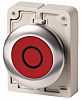 Eaton Flush Red Push Button - Momentary, M30
