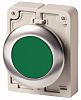 Eaton Flush Green Push Button - Maintained, M30