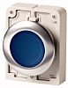 Eaton M30 Series, Blue Push Button, Maintained, 30mm