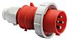 Bals IP67 Red Cable Mount 3P+E Industrial Power