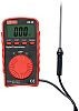 RS PRO RS40 Digital Thermometer, 1 Input Pocket