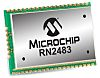Microchip RN2483A-I/RM103 RF Transceiver Module 433.05 → 434.79
